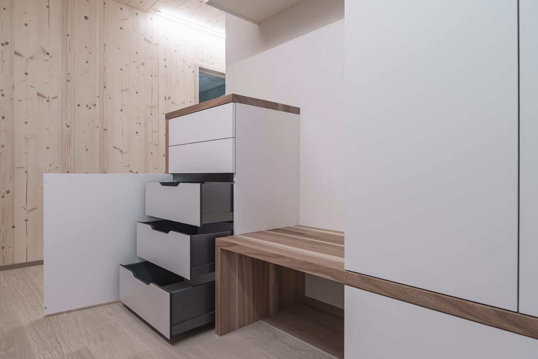 Wohnung mit Koller Schreinerei