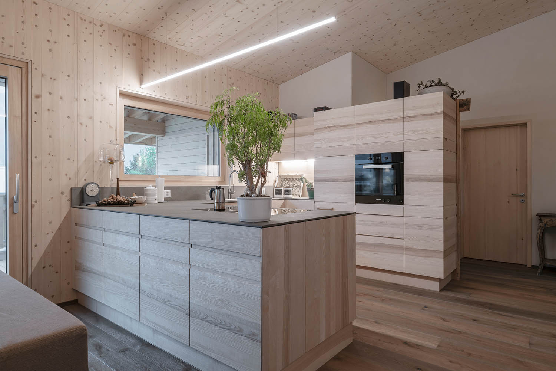 Holz100 Dachwohnung